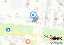 Компания «Фант-Окна» на карте