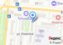 Компания «АВТОПРАВО-М» на карте