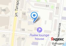 Компания «Пушистая подушка» на карте