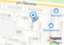 Компания «Управление государственной вневедомственной экспертизы Республики Татарстан по строительству и архитектуре» на карте