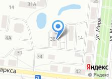 Компания «Озеро надежды» на карте