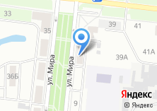 Компания «ПромПутьСнабжение» на карте