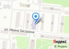 Компания «Казанское художественное училище им. Н.И. Фешина» на карте