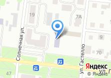 Компания «Детский сад №21 Незабудка» на карте