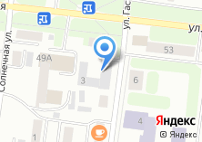 Компания «777» на карте