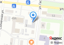 Компания «Агрузмастер» на карте