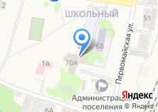 Компания «Пожарная часть №154» на карте
