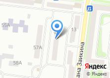 Компания «Поликлиника №4 ЦРБ» на карте