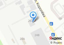 Компания «Скорпион» на карте