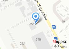 Компания «Авто-SPA» на карте