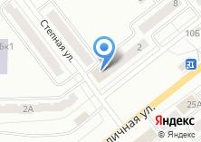 Компания «Evroокна» на карте