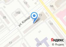 Компания «ДентАл» на карте