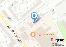 Компания «Баня» на карте