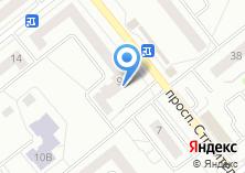 Компания «Пицеролия» на карте