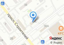 Компания «Ирга» на карте