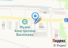 Компания «Васильевская художественная школа» на карте