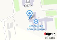 Компания «Ветеринарная поликлиника» на карте