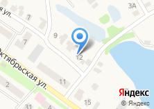 Компания «Продуктовый магазин на Озерной» на карте