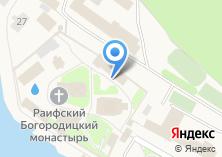 Компания «Софийская церковь» на карте
