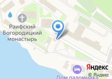 Компания «Колокольня с надвратной церковью в честь Архистратига Божия Михаила» на карте