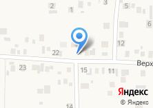 Компания «Верхний» на карте