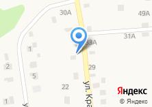 Компания «Продуктовый магазин на Красавина» на карте