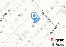 Компания «Гружу-Вожу» на карте