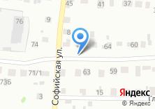 Компания «Продуктовый магазин на Новороссийской» на карте