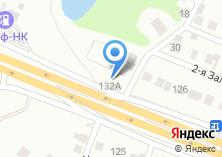 Компания «Йолдыз» на карте