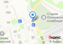 Компания «Игелек» на карте