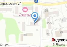 Компания «Бабай» на карте