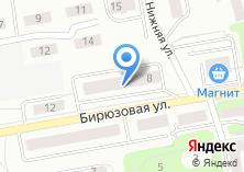 Компания «Пенный двор» на карте