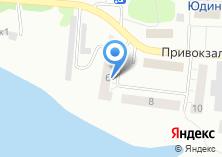 Компания «Привокзальная 6» на карте