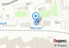 Компания «Максидвери» на карте