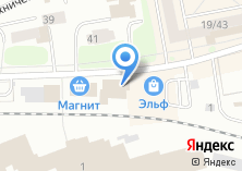 Компания «Уралкерамика-Волга» на карте