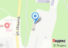 Компания «ЮМА» на карте