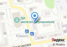 Компания «Тамак» на карте