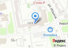 Компания «К чаю» на карте