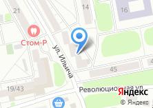 Компания «Продуктовый магазин на ул. Ильича» на карте