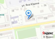 Компания «Экспертно-криминалистический отдел по Кировскому району» на карте