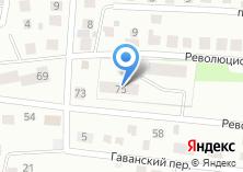 Компания «Строящийся жилой дом по ул. Революционная» на карте
