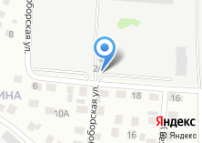 Компания «Эгида+» на карте