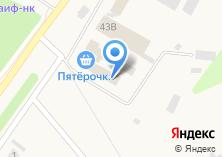 Компания «Магазин женской одежды и постельного белья» на карте