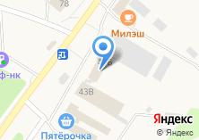 Компания «Волжская Новь» на карте
