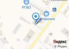 Компания «Верхний Услон» на карте