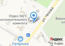 Компания «Исполнительный комитет Верхнеуслонского сельского поселения» на карте