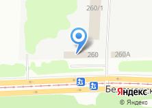 Компания «ПластСтройМонтаж» на карте