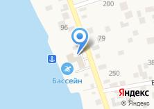 Компания «Voda» на карте