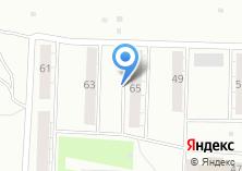Компания «Овражный» на карте