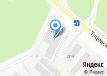 Компания «ГУДСЕРВИС» на карте